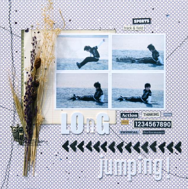 LOnG jumping!