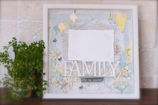 FAMILY(babyお誕生のお祝い)